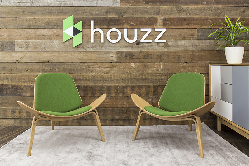 Houzz made in london born to design