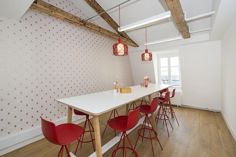le pot commun bureaux paris