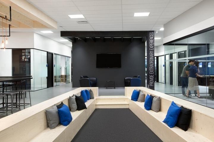 Copperleaf Technologies espace lounge