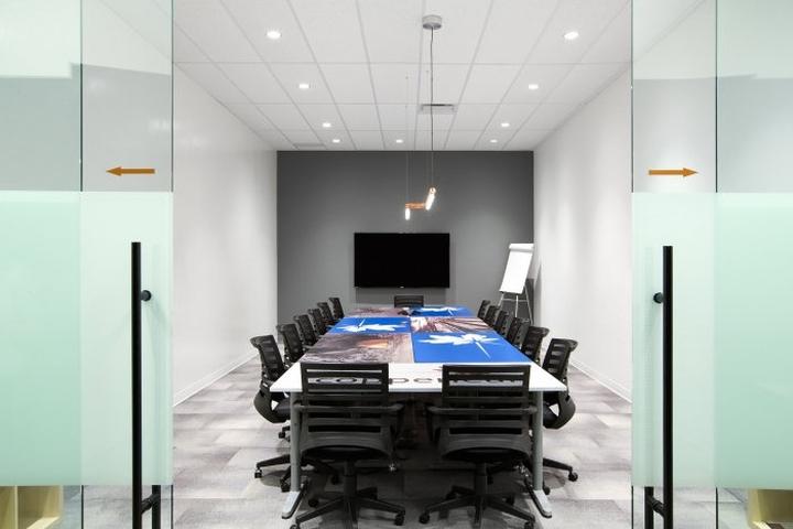 Copperleaf Technologies salle réunion