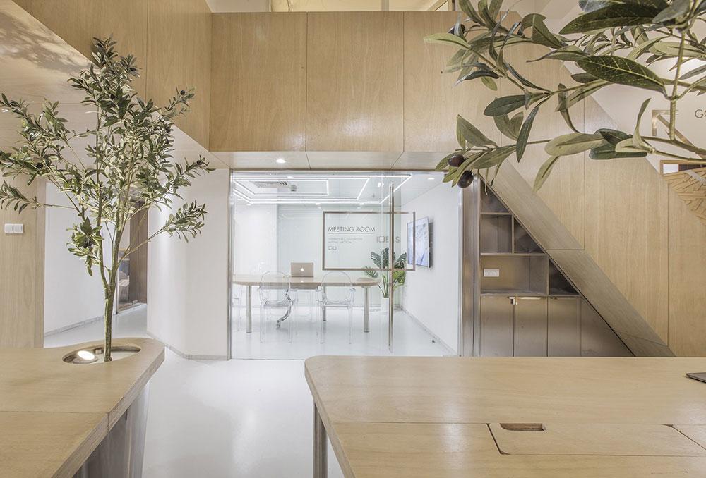 bureaux bois minimaliste towodesign