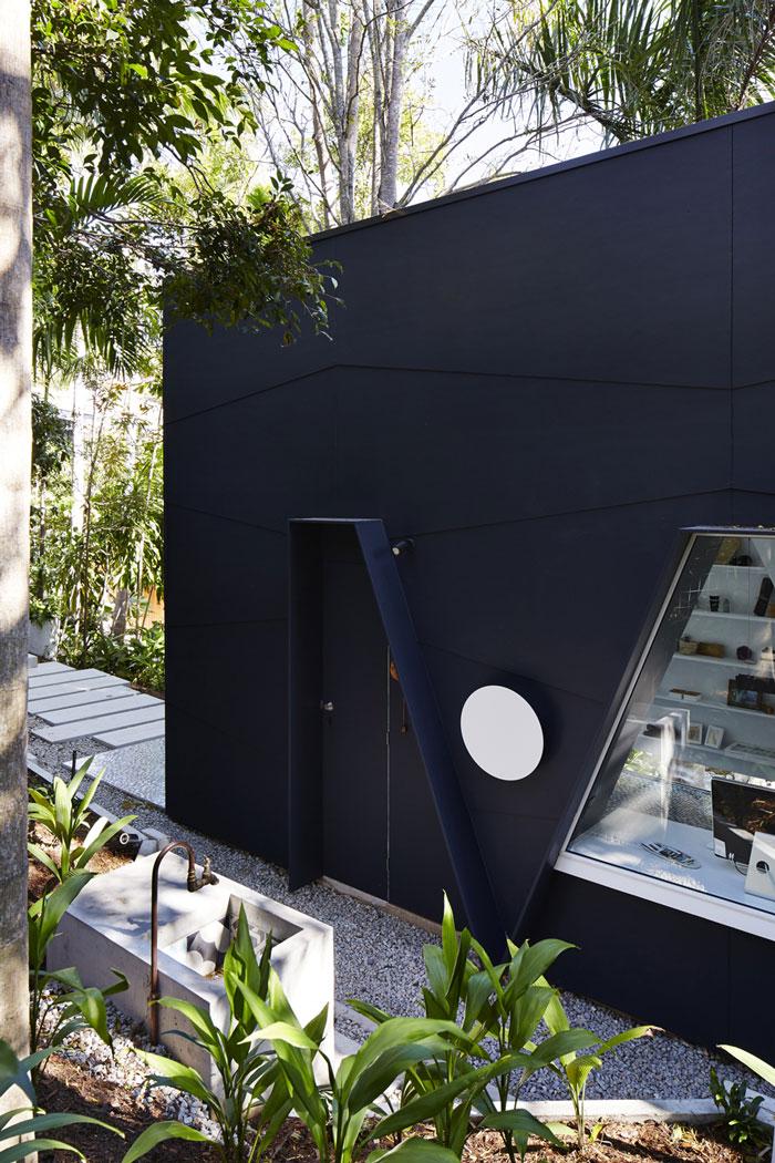indigo jungle bureaux extérieur