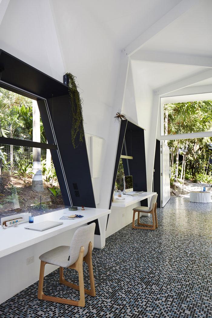 indigo jungle bureaux végétalisés