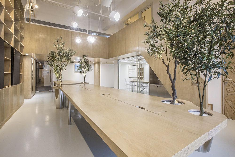 open space végétalisé towodesign