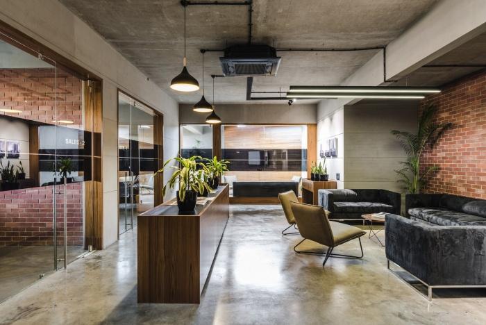 espace détente pramukh real estate