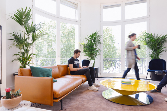 Wework le coworking tendance