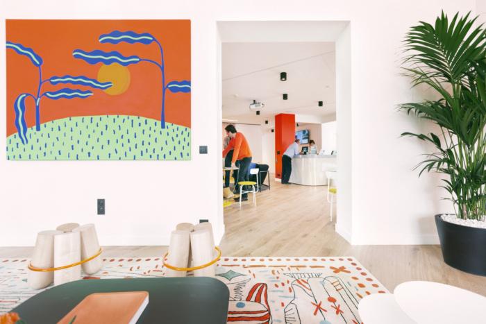 open space wework paris