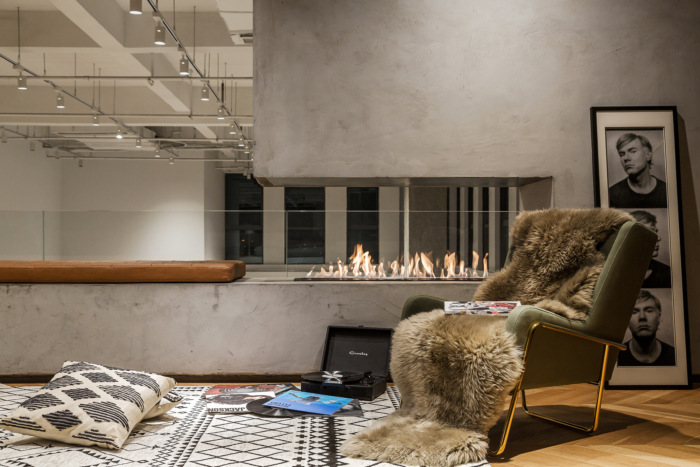 TKSTYLE bureaux chaleureux espace detente