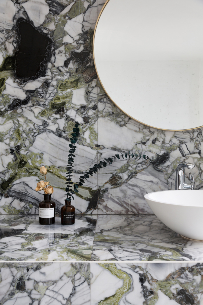 TKSTYLE offices jiaxing bathroom marble