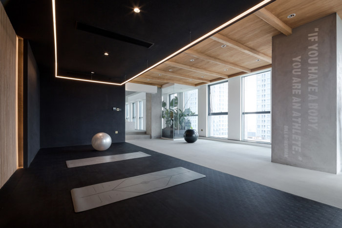 TKSTYLE offices jiaxing