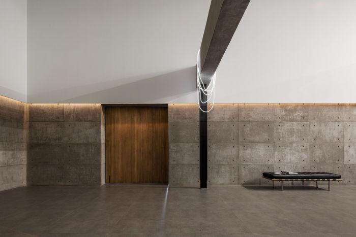 Les bureaux bruts sophistiqués tkstyle à jiaxing born to design