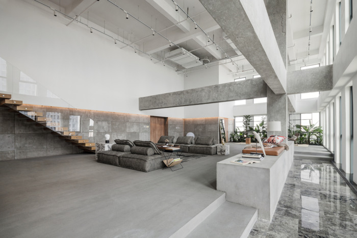 espace de travail bureaux tkstyle
