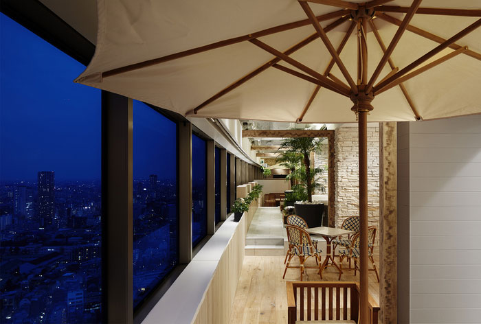 hotel indeed tokyo