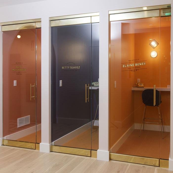 the wing coworking phone boxes