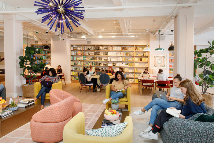 the wing coworking san francisco espace commun