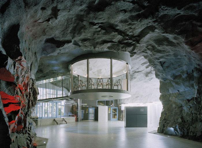 bahnhof datacenter Suede