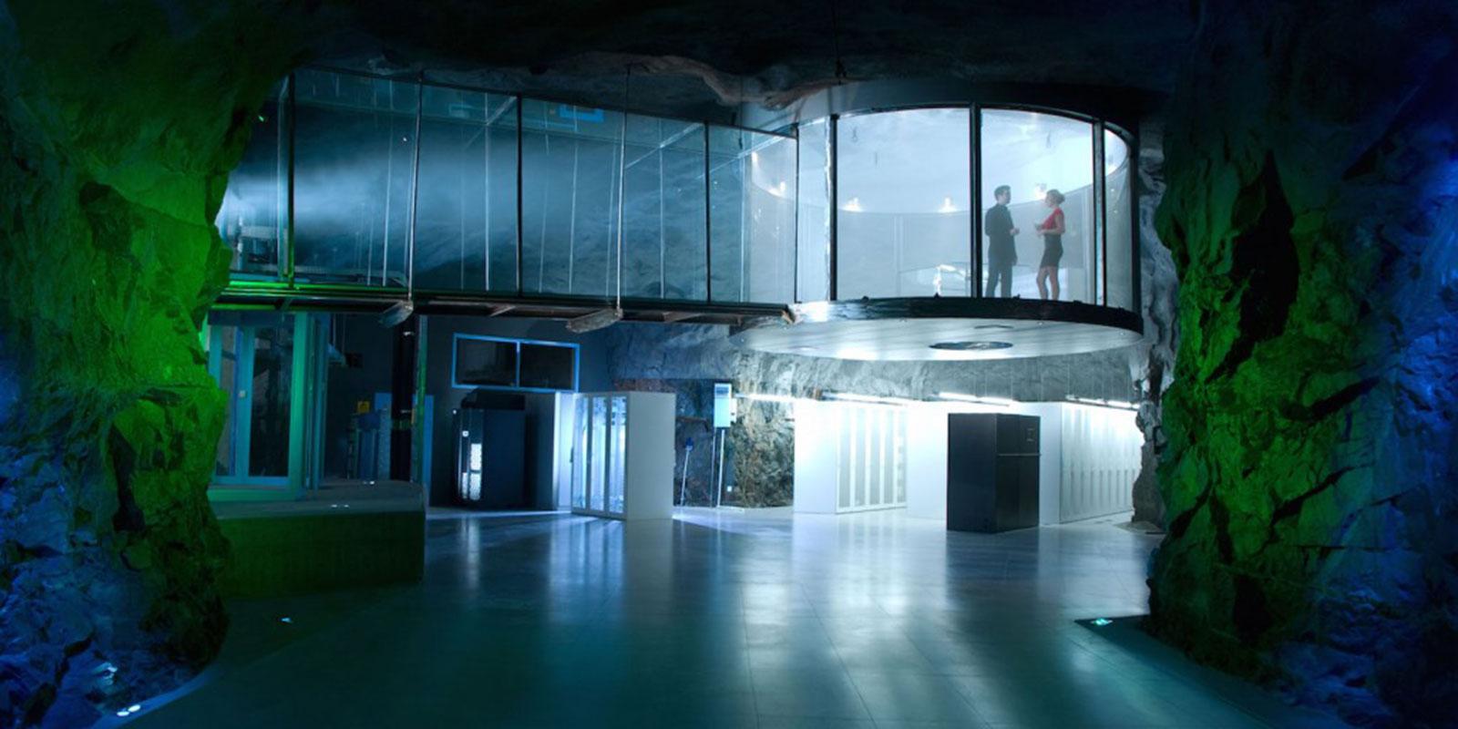 pionen datacenter bahnhof